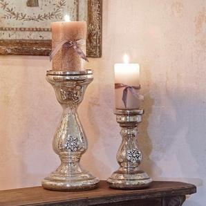 Kerzenständer 2er Set Lysiane
