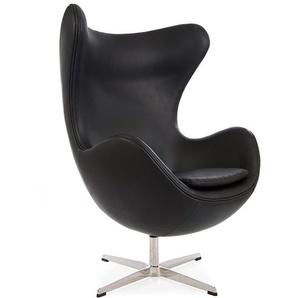 Egg Chair Arne Jacobsen - Schwarz