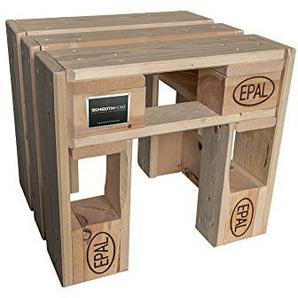 PALmiro - Palettenmöbel Sitzwürfel Hocker