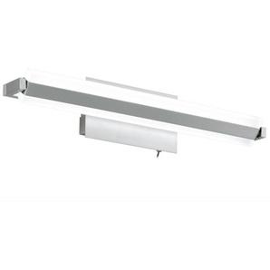 FISCHER & HONSEL verstellbare LED Wandlampe 1 flg. TURN ROUND 46 Nickelfarbig