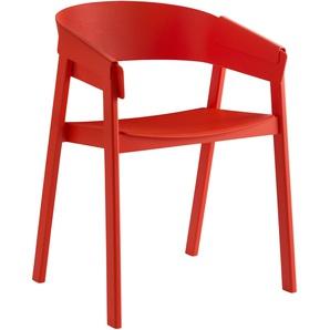 Muuto Cover Stuhl (b) 56.5 X (t) 46 X (h) 76 Cm