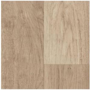 BODENMEISTER Vinylboden »Vintage Trend«, Diele Eiche weiß, Breite 200/300/400 cm