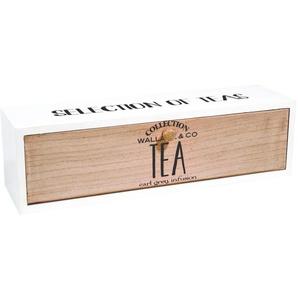 Teebox WALLACE aus Holz