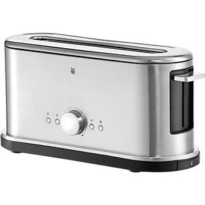 Toaster, silberfarben, Gr. onesize, WMF, Material: Edelstahl