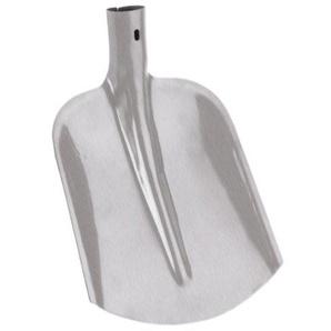 Ideal Emsländer Sandschaufel, Silber, 22 x 26,5 cm