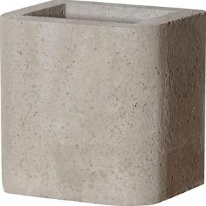 BUSCHBECK Kaminverlängerung »Standard«, für BUSCHBECK Gartengrillkamine, B/T/H: 27/33/34 cm, grau