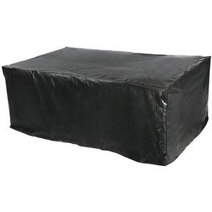 tepro Abdeckplane für Sitzgruppe, mit Befestigungsklettband, wasserabweisend, UV-beständig