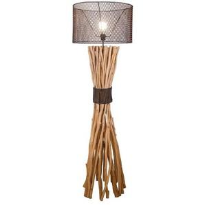 140 cm Säulenlampe Gianni