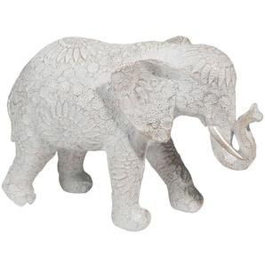 Elefantenfigur, Bleicheffekt, H19, TOLUCA