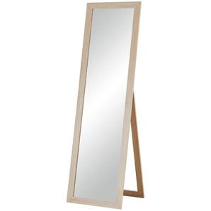 Standspiegel | holzfarben | 48 cm | 157 cm | 43 cm | Möbel Kraft