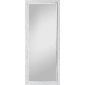 Rahmenspiegel PIUS Weiß ca. 46 x 111 cm