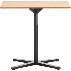 Vitra Super Fold Table Quardratischer Tisch Eiche 80x64 (l) 80 X (b) 64 X (h) 74 Cm