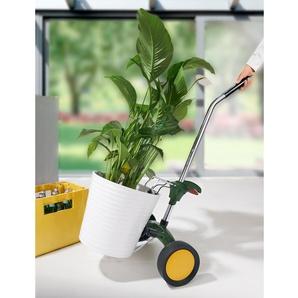 Pflanzkübel-Roller, Transportwagen für Pflanzkübel, Blumen- oder Getränkekästen, bis 65kg belastbar