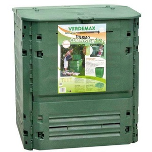 Verdemax 2893 400 Liter 74 x 74 x 84 cm Thermo King Komposter