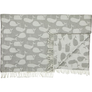 Covers & Co Kinder-Decke »Wally«, 130x170 cm, grau