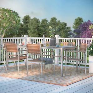 6-Sitzer Gartengarnitur Maui