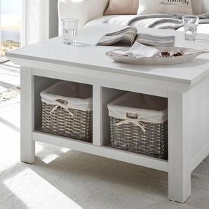 Home Affaire Couchtisch »California«, weiß, pflegeleichte Oberfläche, FSC®-zertifiziert