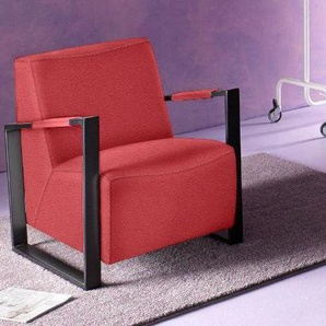 INOSIGN Sessel, rot, FSC-Zertifikat, ,