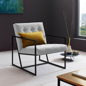Places of Style Sessel »Lounge-Chair Till«