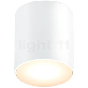 Mawa Warnemünde Wand- und Deckenleuchte LED, weiß matt