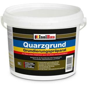 4 kg Quarzgrund Putz Grundierung Putzgrund Putzhaftgrund AKTION !!! - ISOLBAU