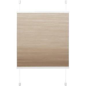 Gardinia EasyFix Wabenplissee beige 80 x 130 cm