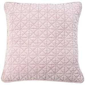 Kissen Cozy Diamond, B:45cm x L:45cm, rosa