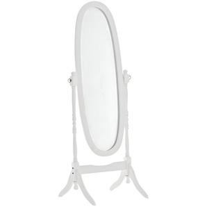 Standspiegel Cora oval-weiß - CLP