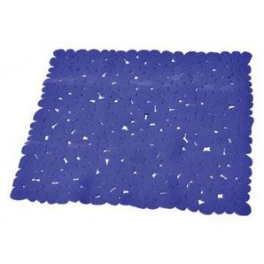 Duscheinlage blau 50 x 50 cm