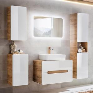 Sets Preisvergleichmoebel Holz Badmobel Aus 24 N80onwvm