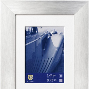 Henzo Bilderrahmen »Luzern Rahmen 13x18 Aluminium«