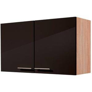 h ngeschr nke in schwarz preise qualit t vergleichen m bel 24. Black Bedroom Furniture Sets. Home Design Ideas
