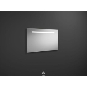 Burgbad Eqio Leuchtspiegel 600x1000x26 mm, Chrom-Optik