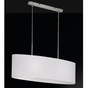 Fischer & Honsel Retrofit Pendellampe 80 cm THOR Weiß