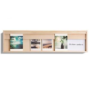 Karten & Bilderrahmen Caritas Wendelstein, Designer Sabine Schumacher, 18x70x3.5 cm