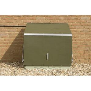 Trimetals Aufbewahrungsbox Sentinel Grün 109 cm x 66 cm