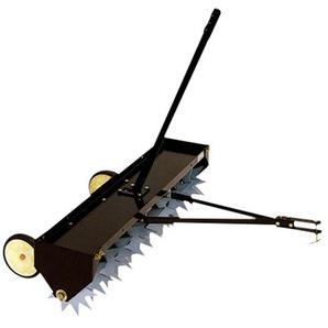 MTD Rasenlüfter 102 cm 12 Sternräder