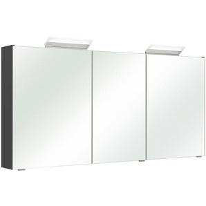 Xora: Spiegelschrank, Holzwerkstoff, B/H/T 147,0 70,0 16,0