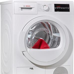 BOSCH Kondenstrockner Serie 6 WTG86400, Energieeffizienzklasse: B