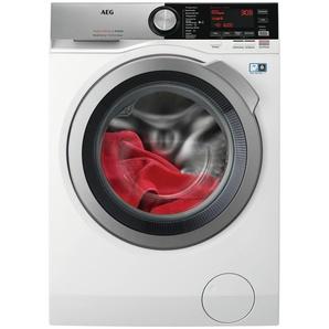 AEG Waschtrockner  L7WE86605 ¦ weiß ¦ Kunststoff, Metall-lackiert, Edelstahl, Glas  ¦ Maße (cm): B: 60 H: 85 T: 66 Elektrogeräte  Waschtrockner » Höffner