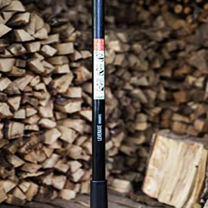 Leveraxe ClassicFI - die Neue Art des Holzspaltens - Made in Finland - Original