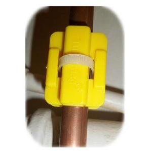 1Paar X Magnetische Wasser Klimaanlage Kalk Entferner