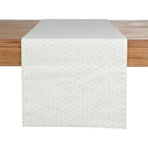 Tischläufer zum Wenden, B:40cm x L:150cm, bunt pastell