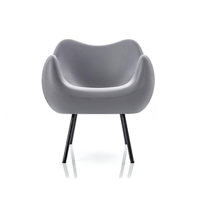 Sessel RM58 VZOR Grau, Designer Roman Modzelewski, 71x70x70 cm