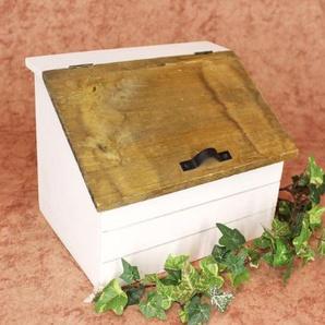DanDiBo Minikommode Truhe 12025 Küchenschrank Kasten 28 cm Shabby Küchenregal Kästchen
