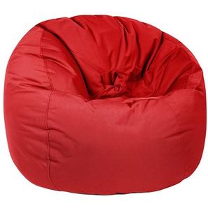 OUTBAG Donut Sitzsack PLUS Ø90cm Red