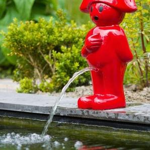 UBBINK Wasserspiel »BOY Napoleon VIII«, BxTxH: 19x24,5x47,5 cm, rot