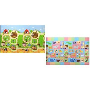 Dwinguler Spielmatte: Busy Farm