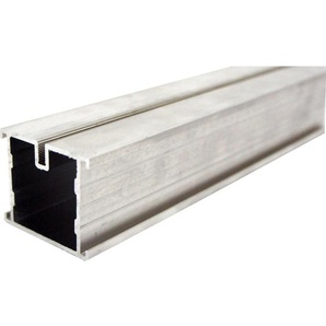 T & J Unterkonstruktion Alu-Fix L 400 cm x 4,5 cm x 3,8 cm Blank