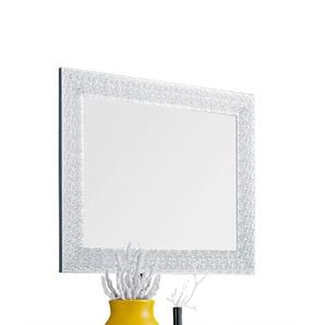 Spiegel ROSI Rahmen Silber ca. 55 x 70 cm
